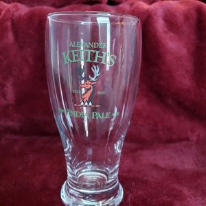 Other - ALEXANDER KEITH'S INDIA PALE ALE Beer Glass